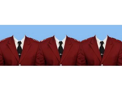 Фото на документы в Ессентуках. Замена одежды на форму специалиста роспотребнадзора Российской Федерации