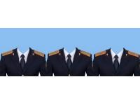 Фото на документы в Ессентуках. Замена одежды на форму  Следственного комитета Российской Федерации