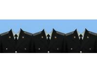 Фото на документы в Ессентуках. Замена одежды на форму судебных приставов Российской Федерации